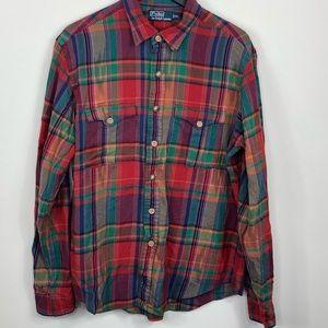 Men's Polo Ralph Lauren Western Flannel